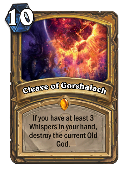 cleave-of-Gorshalach