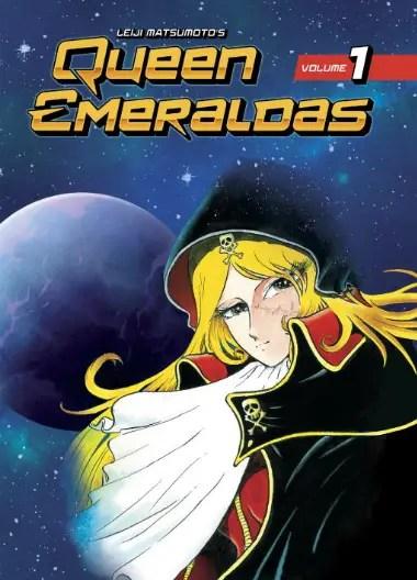 Queen Emeraldas Volume 1 Review