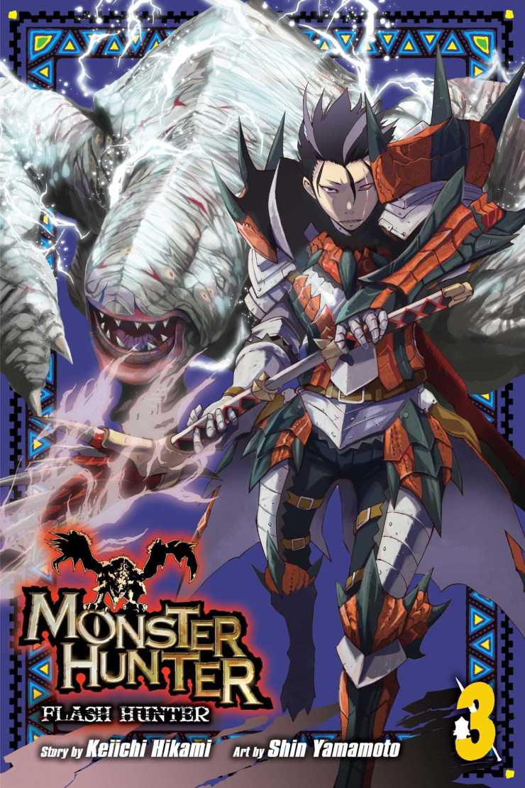 Monster Hunter: Flash Hunter Vol 3 Review