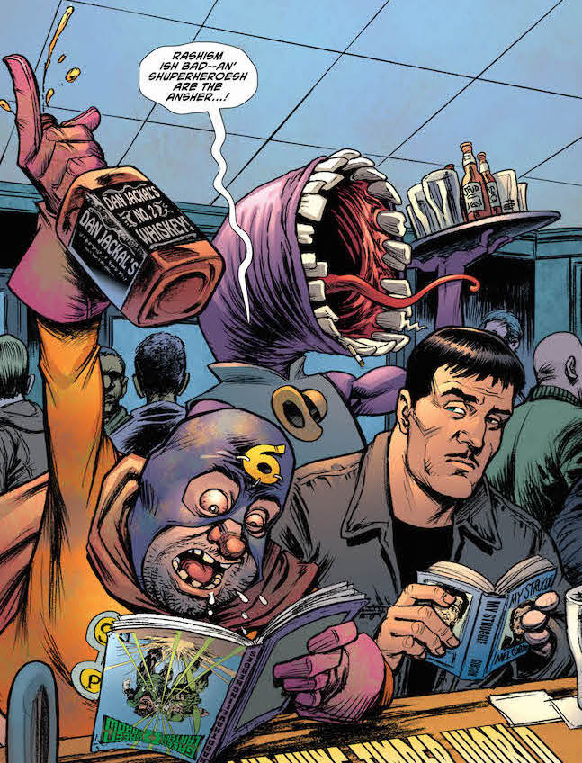 Sixpack and Dogwelder: Hard-Travelin' Heroz #1 Review