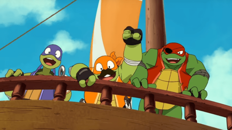 turtles-take-time-and-space-pirates