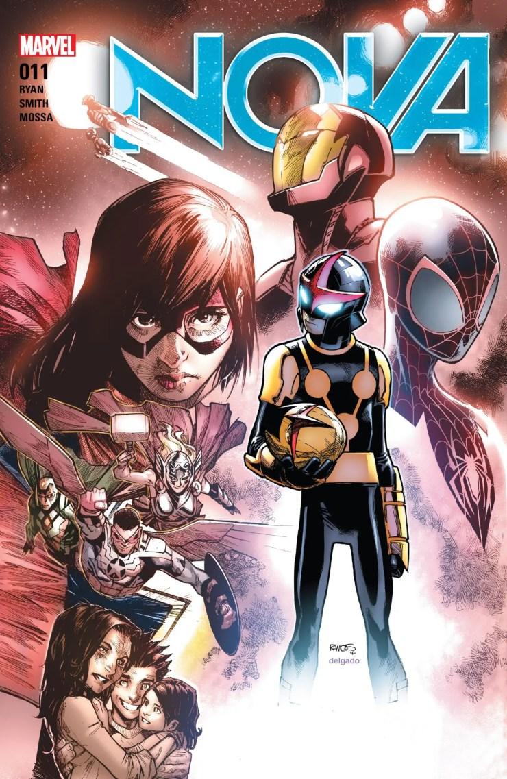 Nova #11 Review