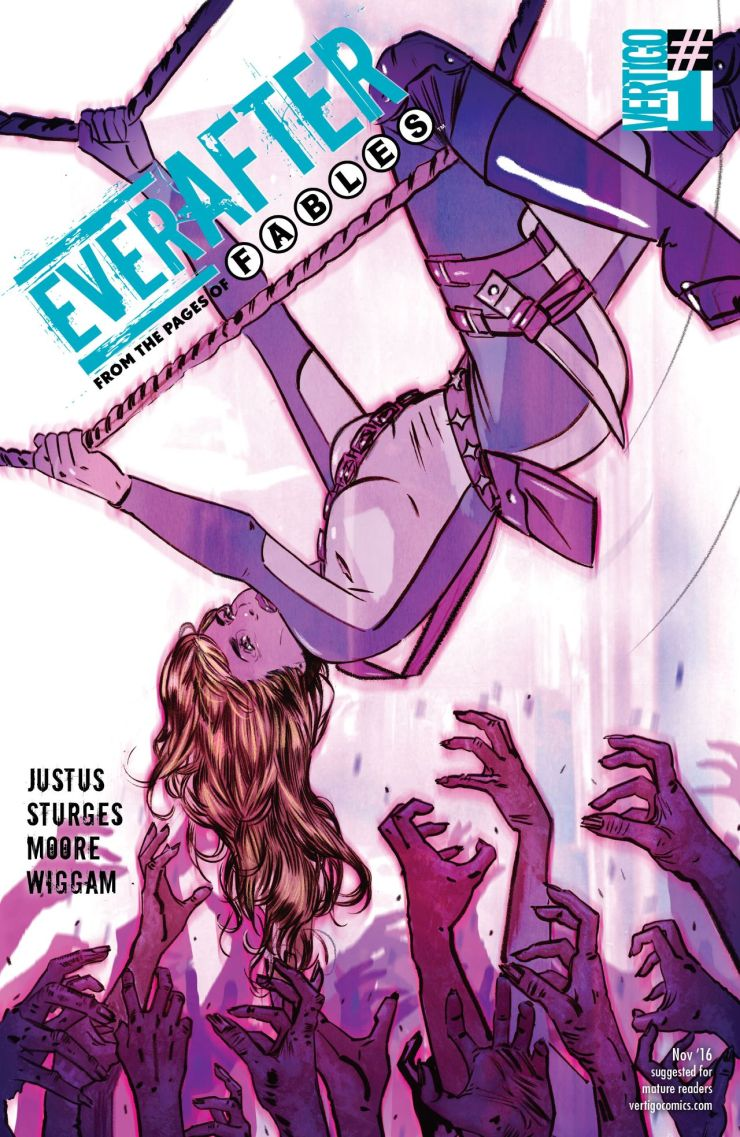 Everafter: From the Pages of Fables #1 Review