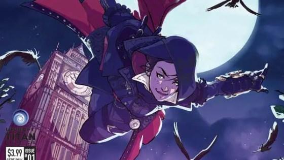 Titan Preview: Assassins Creed: Last Descendants - Locus #1
