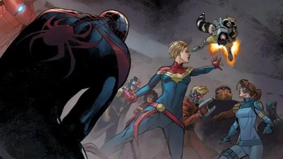 Marvel Preview: Civil War II #6
