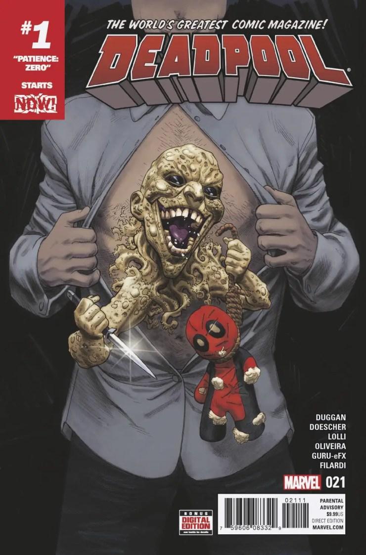 Deadpool #21 Review