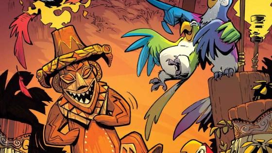 Marvel Preview: Enchanted Tiki Room #1