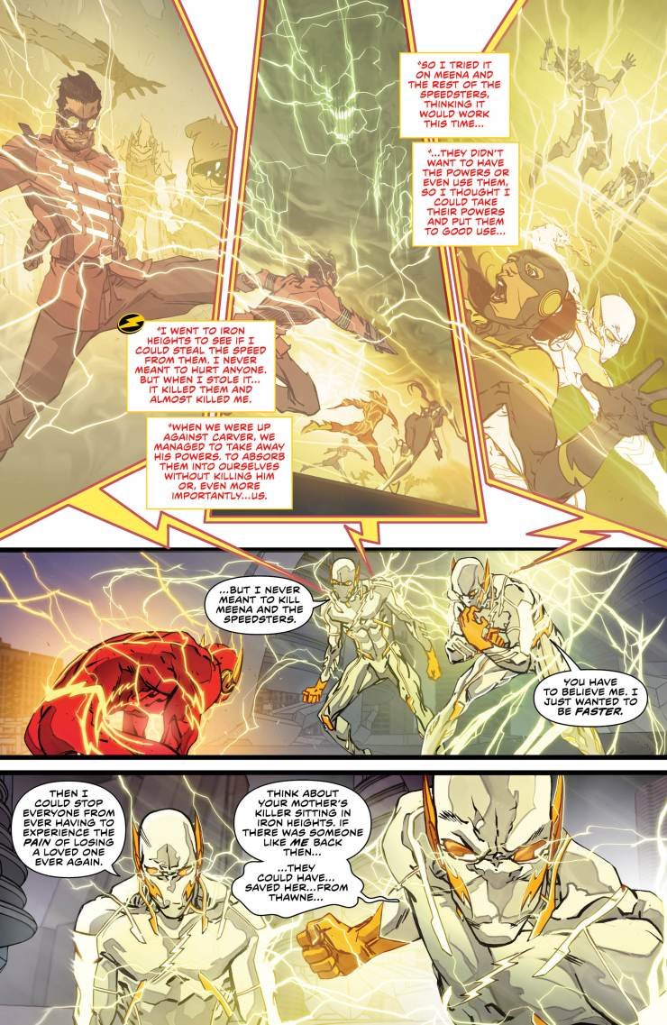 The Flash #7 Review