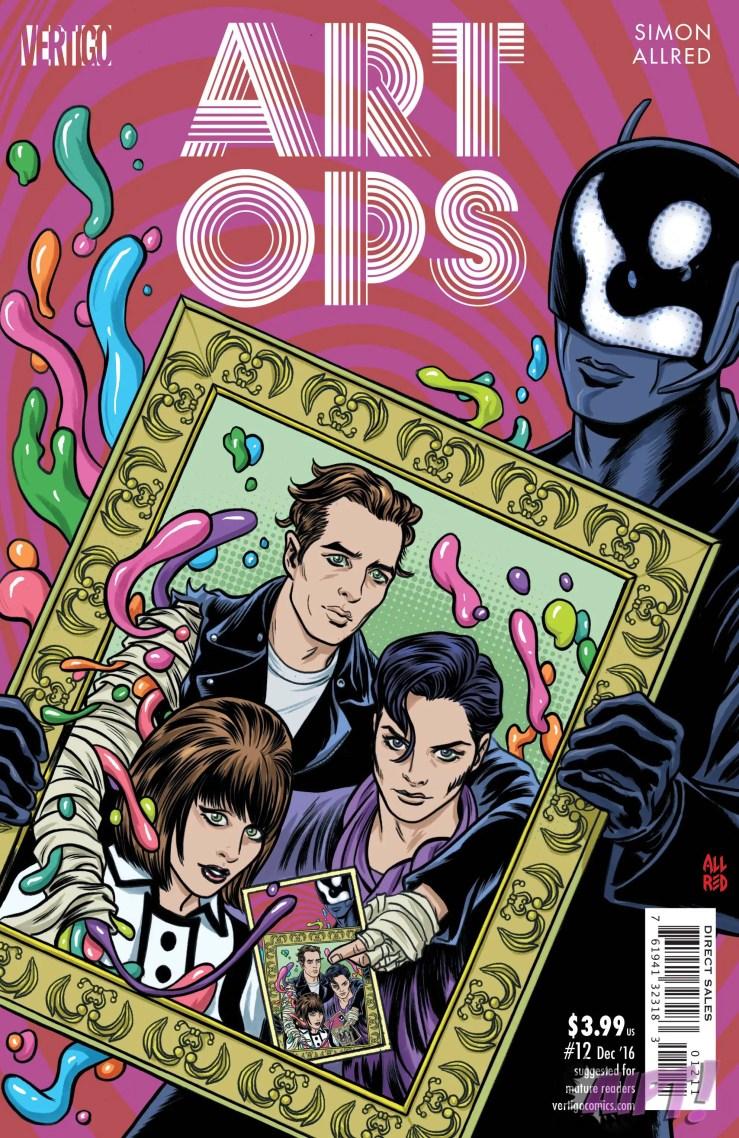Art Ops #12 Review