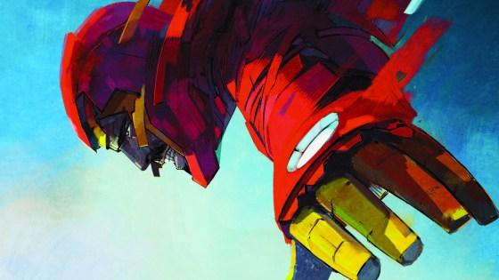 Marvel Preview: International Iron Man #7