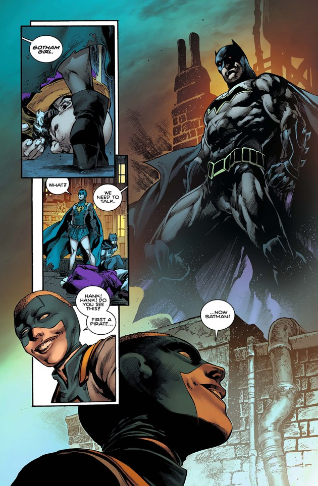 Batman #6 Review