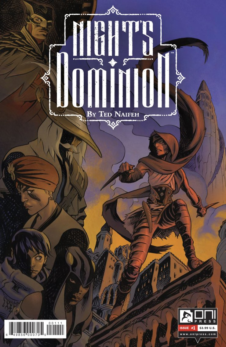 Night's Dominion #1 Review