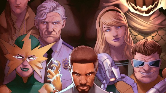 Marvel Preview: Prowler #1