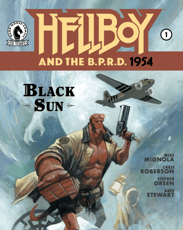 Hellboy and the B.P.R.D. 1954: Black Sun #1 Review