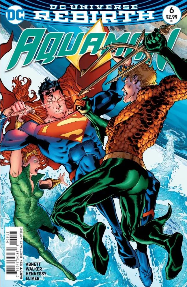 Aquaman #6 Review