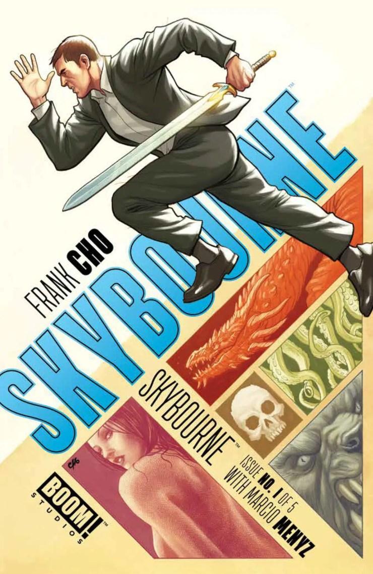 Skybourne #1 Review