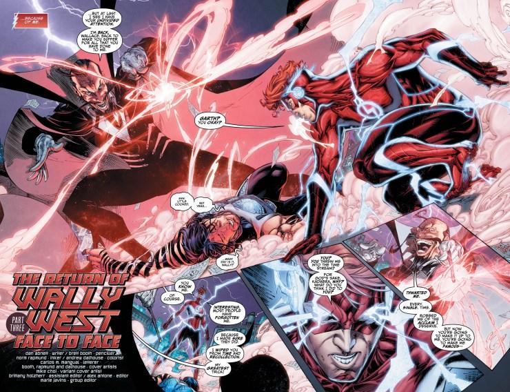 Titans #3 Review
