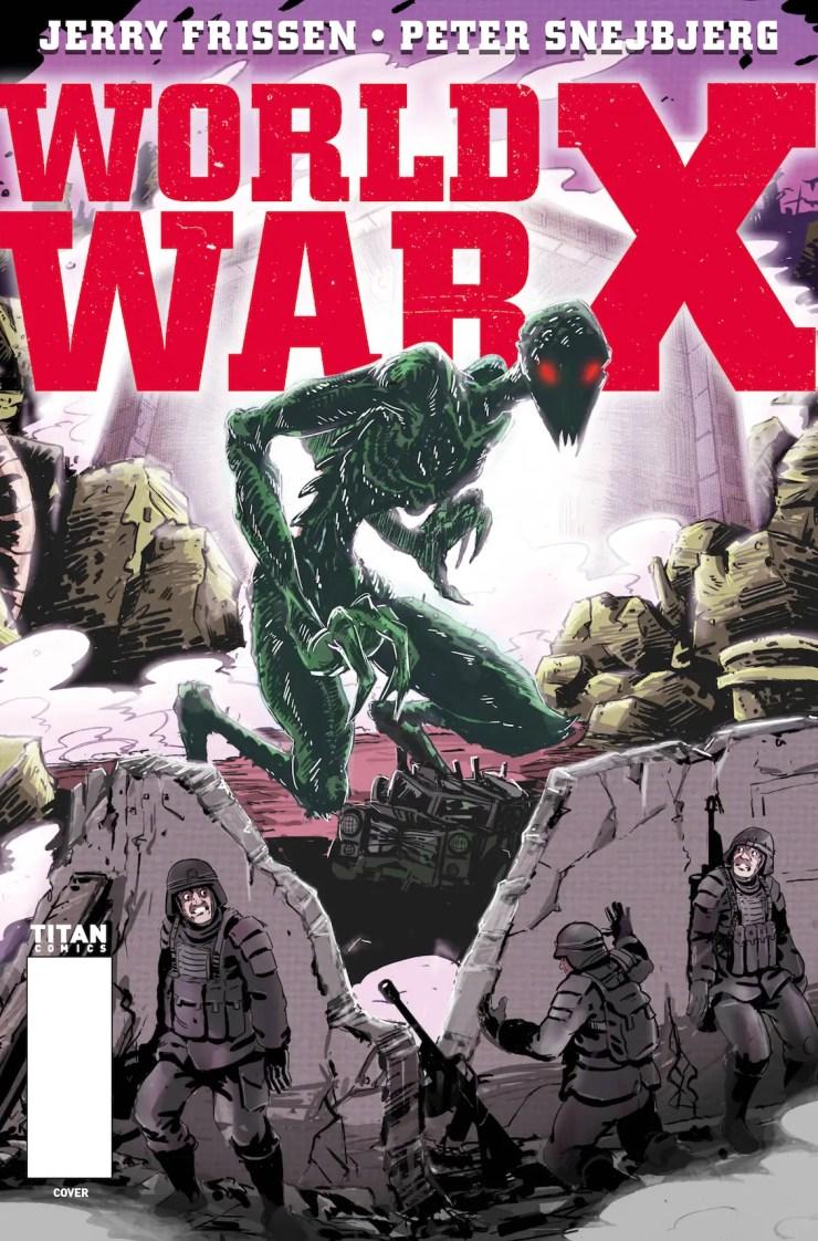 WorldWarX_#1 Cover D Norrie Millar