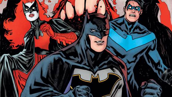 """""""Night of the Monster Men,"""" the six-part Bat-Family crossover with Nightwing and Detective Comics, starts with Batman #7, scripted by Steve Orlando, who's penning the rest of the crossover, co-plotting this issue with regular Batman writer Tom King. It also features pencils and inks by Riley Rossmo, colors by Ivan Plascencia (who previously has gone by """"FCO Plascencia""""), and letters by Deron Bennett. Is it good?"""