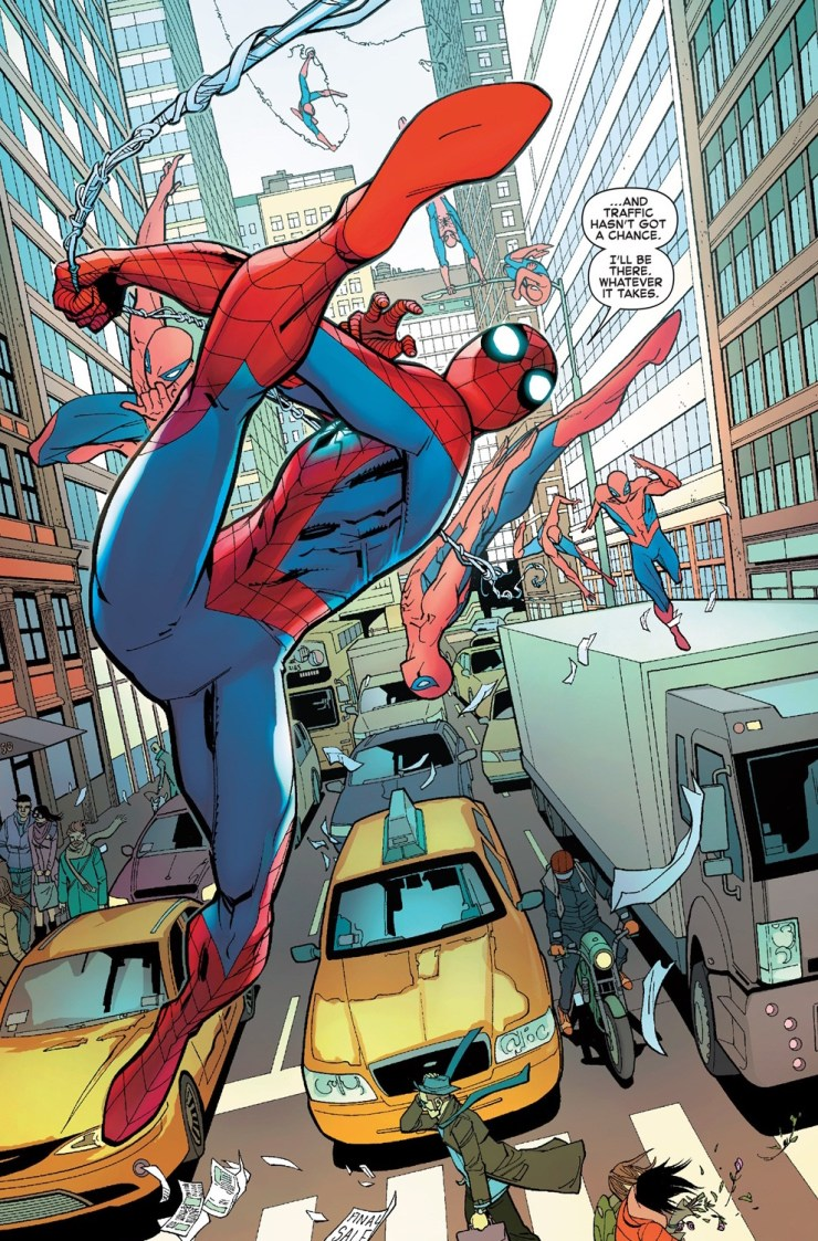 Amazing Spider-Man #19 Review