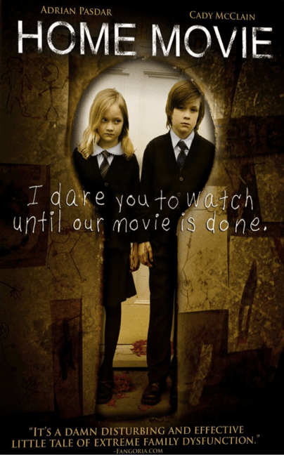 [30 Days of Halloween] 'Home Movie' Review
