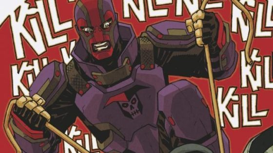 If you ask me, Foolkiller might be the last character I'd have bet on Marvel giving their own title; then again, his recent ties to Deadpool make it seem like a no-brainer too. Writer Max Bemis is blowing some life into the character this week, but is it good?
