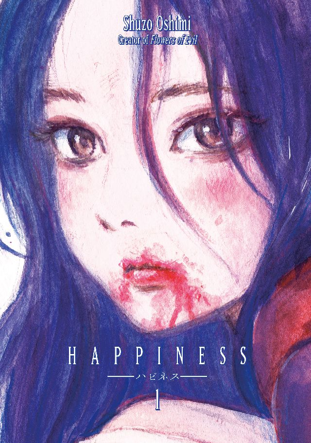[30 Days of Halloween] Happiness Vol. 1 Review