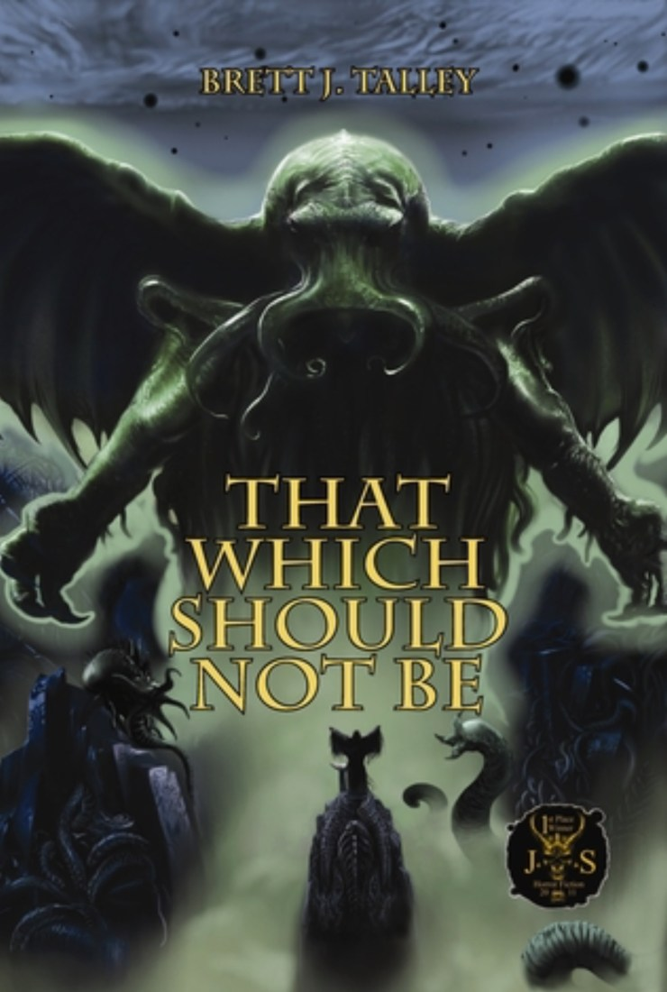 [30 Days of Halloween] 'That Which Should Not Be' Review
