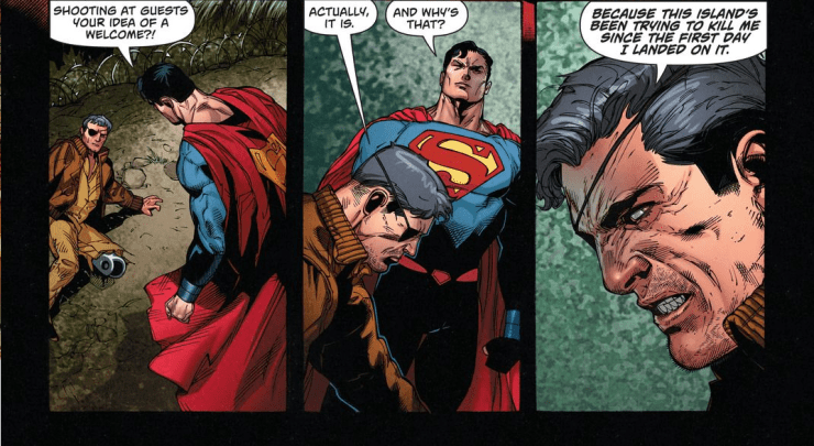 Superman #9 Review