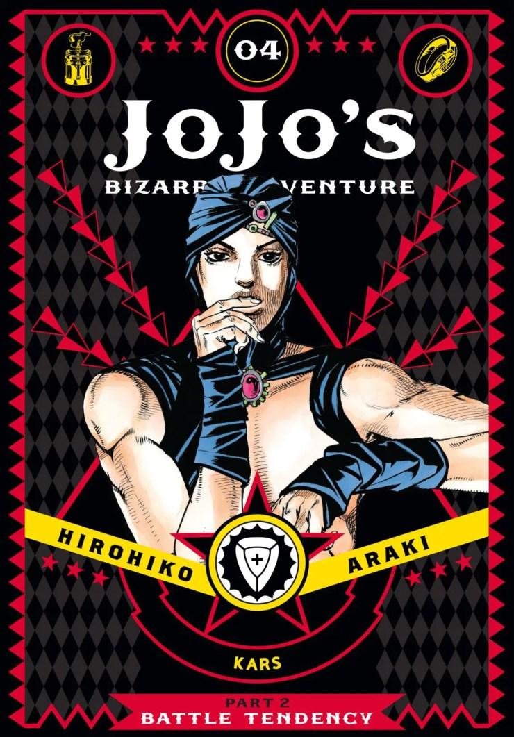 Jojo's Bizarre Adventure Part 2: Battle Tendency Vol. 4 Review