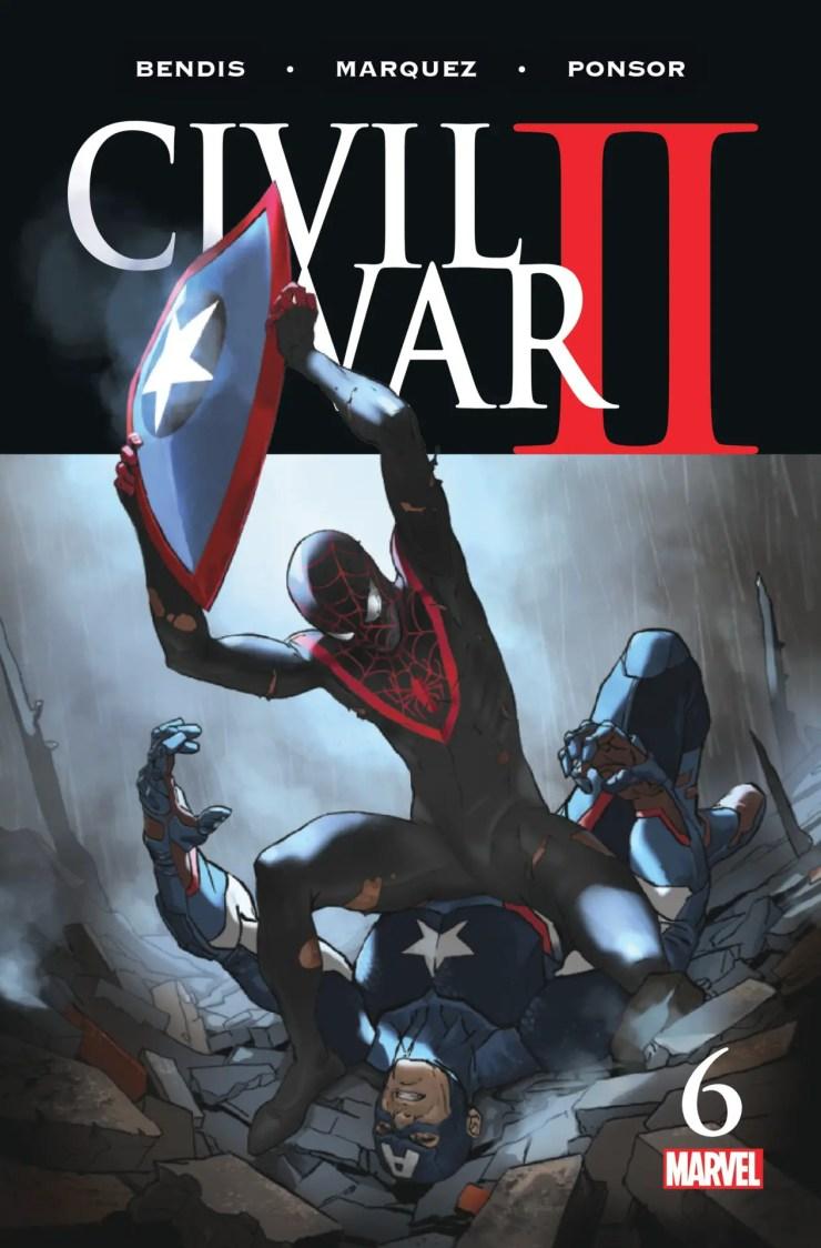Civil War II #6 Review