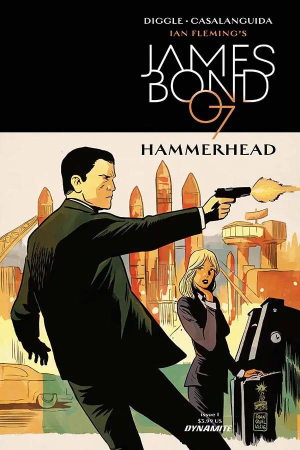 James Bond: Hammerhead #1 Review