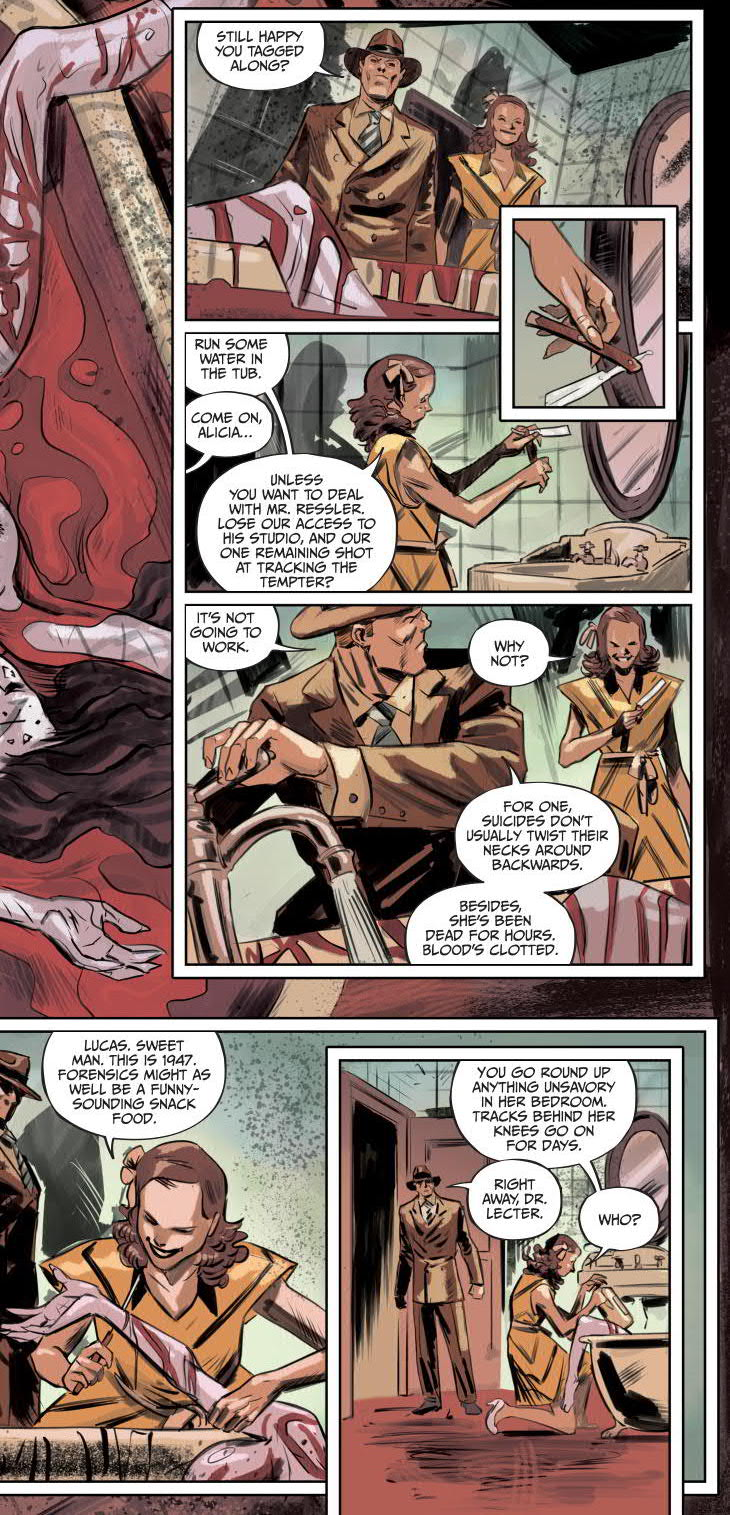 Lucas Stand #5 Review