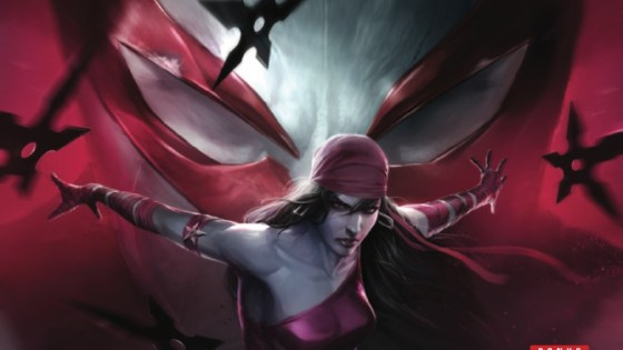 Spidey's learned the location of the headquarters of THE FIST — the terrorist organization that put his fiancée in a coma — and is ready to mount his attack, but it turns out he's not the only one investigating the radical group. Elektra Natchios, Marvel's most deadly assassin, has her own reasons for hunting them. Can Miguel trust this mysterious newcomer, or is she yet another obstacle in his quest for vengeance?