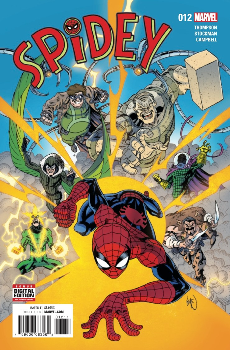 Spidey #12 Review