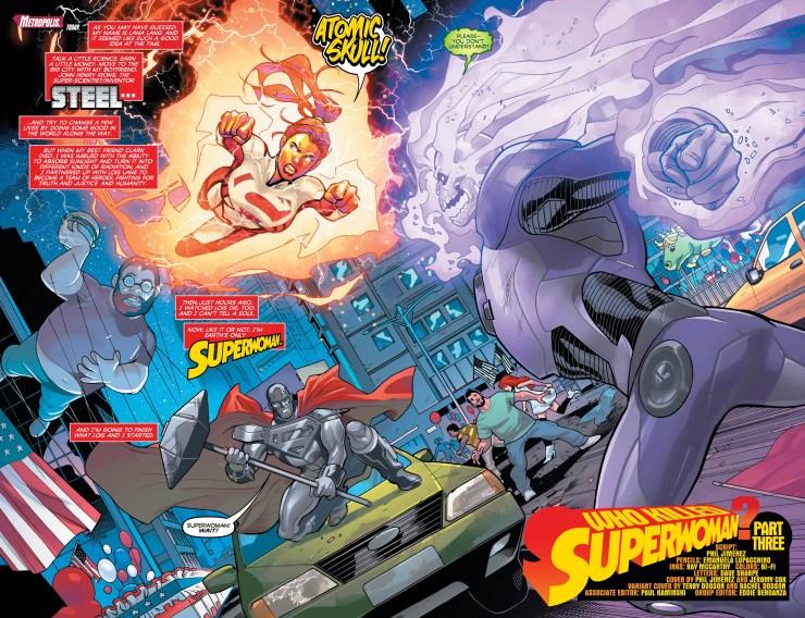 Superwoman #3 Review