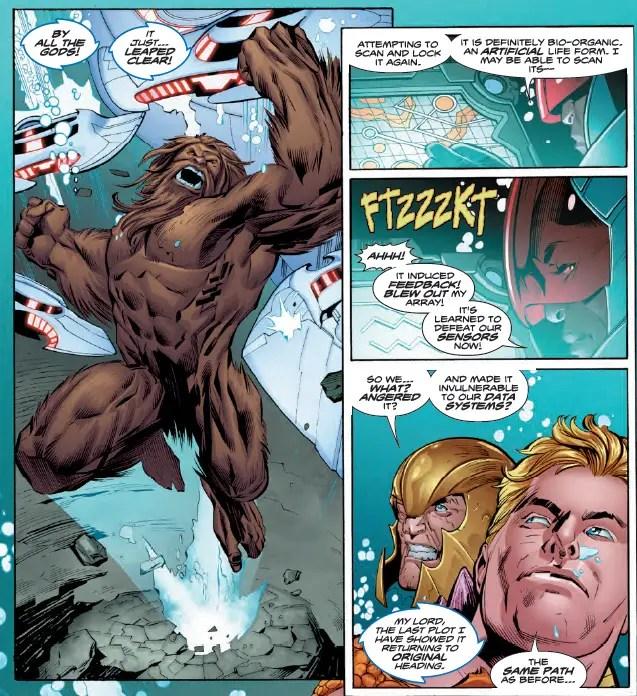 Aquaman #9 Review