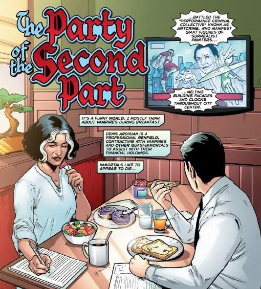Astro City #40 Review