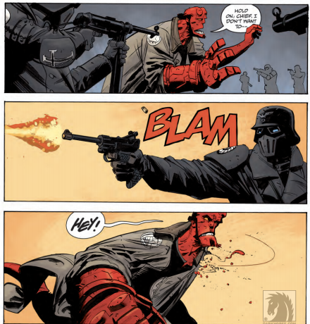 Hellboy and the B.P.R.D. 1954 #2 Review