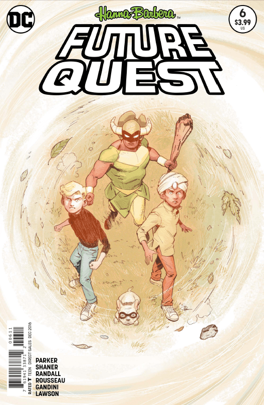 Future Quest #6 Review