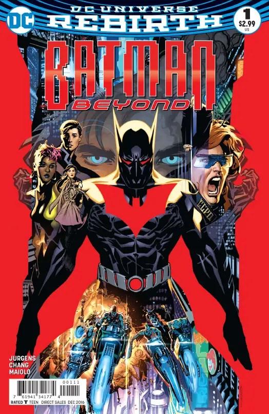 Batman Beyond #1 Review