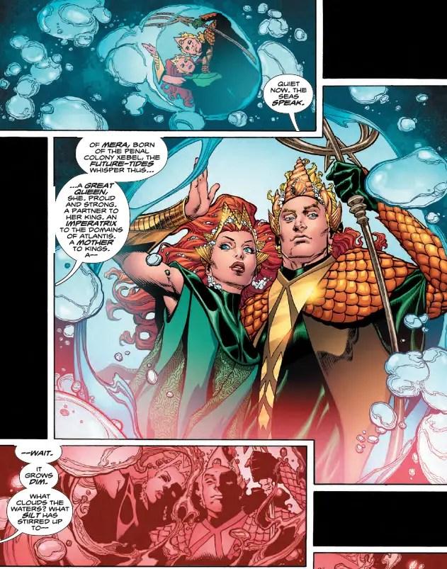 Aquaman #10 Review