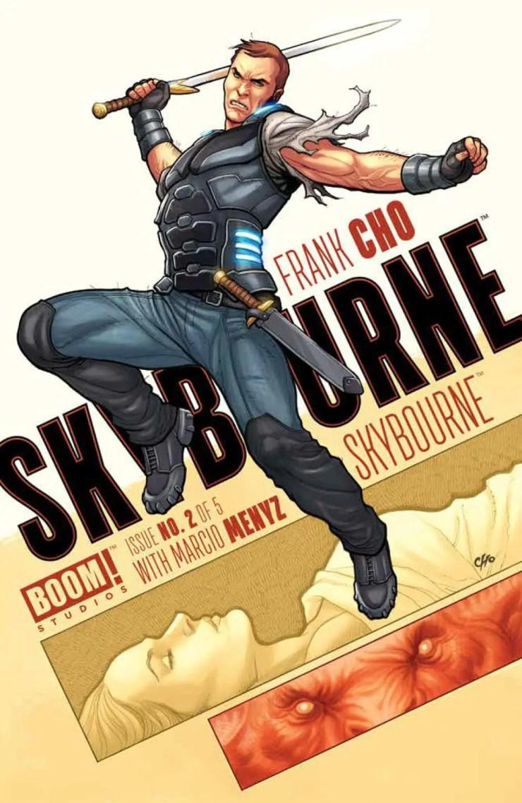 Skybourne #2 Review