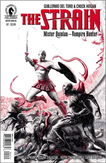 The Strain: Mister Quinlan–Vampire Hunter #2 Review