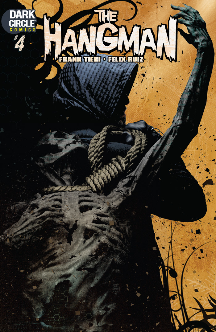 The Hangman #4 Review