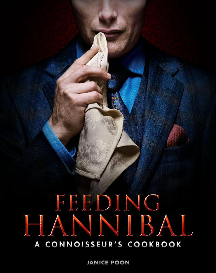 [30 Days of Halloween] Feeding Hannibal: A Connoisseur's Cookbook Review