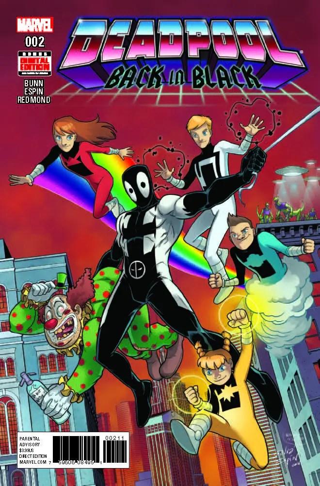 Deadpool: Back in Black #2 Review