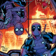 Which video game you think Spidey and Deadpool are playing on the cover of Spider-Man/Deadpool #10?