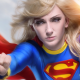 Supergirl Cosplay by Jennifer Van Damsel