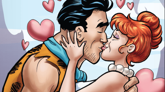 The Flintstones #4 sees Fred and Wilma go to a group marriage counseling session to reevaluate their relationship.Is it good?